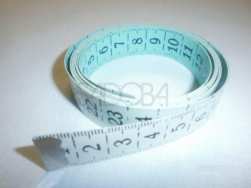 Šijeme, šijacie potreby - Krajčírske meradlo (centimeter)