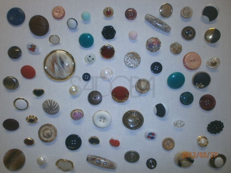 Šijeme, šijacie potreby - gombíky
