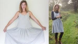PRED a PO – vrchné šaty