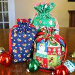 Urobme si náladu na šitie – darčekové vrecká