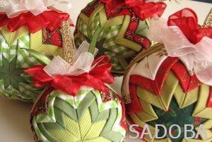 Vianočná guľa na vianočný stromček