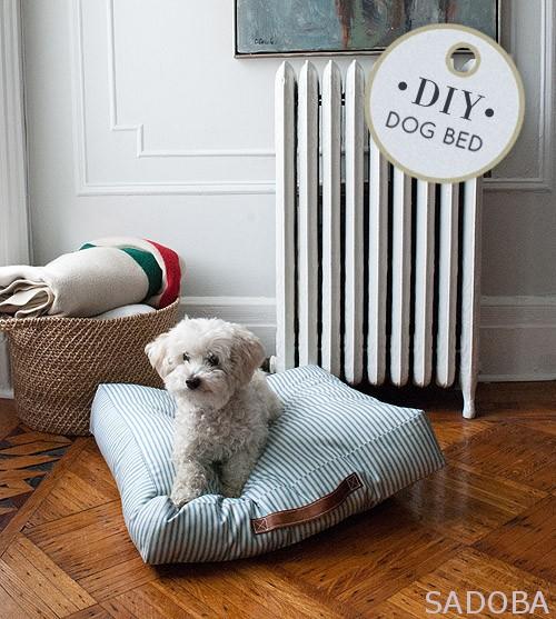 Poduška pod psa