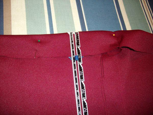 Prerábka šiat - super mini šaty zhlbín babkinej skrine