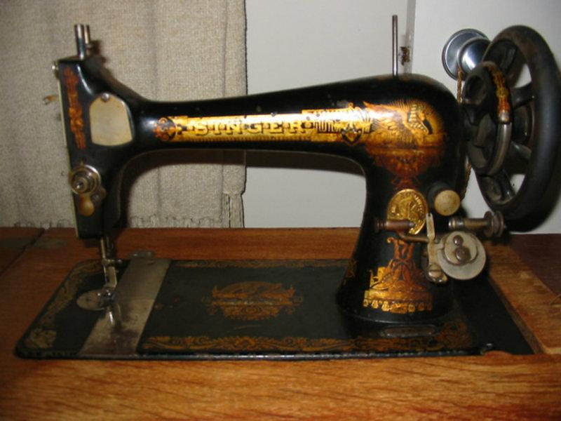Výnimočnosť a lesk Singer šijacích strojov