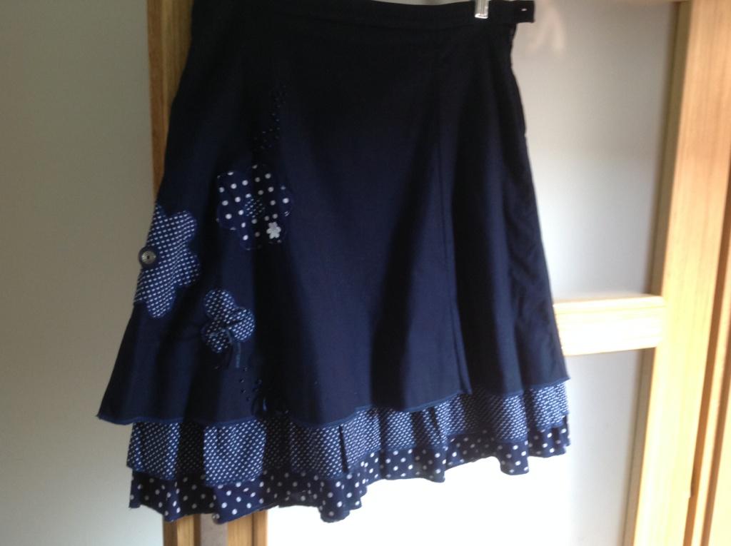 Modrá sukňa - Elza