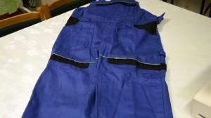 Ako skrátiť nohavice (montérky)