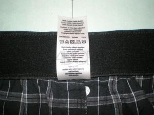 Starostlivosť o odevy