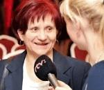 Anna Berecová v Slovenskom rozhlase