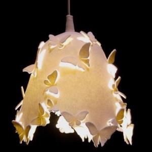 10 + 1 nápadov – tienidlo lampy