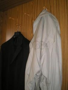 Udržiavanie odevov
