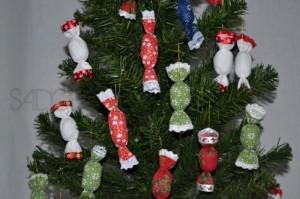 Vianoce šité – textilné salónky